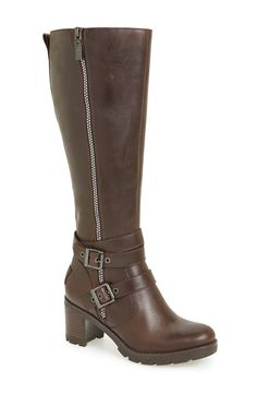 UGG® UGG® 'Lana' Water Resistant Genuine Shearling Lined Leather Boot (Women) available at #Nordstrom