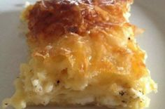 Cookbook Recipes, Cooking Recipes, Pizza, Cheese Pies, Greek Recipes, Food Dishes, Lasagna, Macaroni And Cheese, Tart