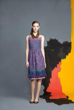 Lela Rose Pre-Fall 2013 Collection Slideshow on Style.com