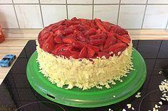 Erdbeerkuchen mit Schmand - Vanillecreme, ein leckeres Rezept aus der Kategorie Kuchen. Bewertungen: 104. Durchschnitt: Ø 4,6.