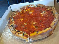 Humble Pie Pizza - Chicago Style deep dish (Edmond, OK)