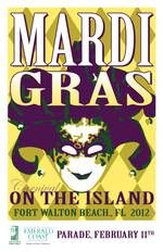 Don't miss Mardi Gras on the Gulf Coast! They have mardi gras there too!!! yay!!!!!!!!!