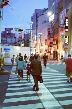 Tokyo for real