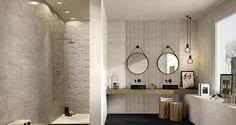 Interiors - Effetto Pietra - Bagno