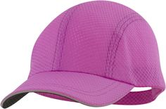 AmazonSmile : TrailHeads Women's Race Day Running Cap - pink punch : Sports & Outdoors