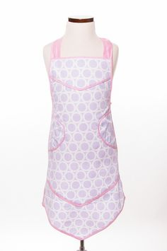 the Meagan child's apron www.ImagineGoods.com #apron #ethicalshopping #vintageinspired