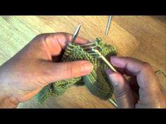 4 ways to pick up a dropped stitch