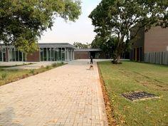Médiathèque du Cazenga - Angola Scalline