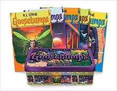 Booktopia has Goosebumps Anniversary Retro Tin, Goosebumps by R. Buy a discounted Paperback of Goosebumps Anniversary Retro Tin online from Australia's leading online bookstore. Top Christmas Toys, Beast From The East, Thing 1, Custom Book, Jack Black, 90s Kids, 25th Anniversary, Anniversary Ideas, Feature Film