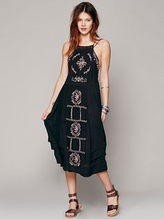 Free People Diamonds in the Sky Dress at Free People Clothing Boutique