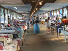 Flea markets in South Carolina