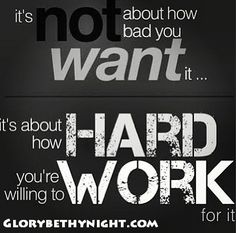 Hard work pays off. CrossFit quotes and motivation. Hard Work Quotes, Work Motivational Quotes, Inspirational Quotes, Positive Quotes, Citations Sport, Commitment Quotes, Athlete Quotes, Hard Work Pays Off, Look Here
