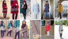The short dress is essentially a long top for modest dressing girls. It keeps you covered and is stylish!