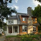 Rosemary Street Residence - Traditional - dc metro - by Ossolinski Architects, PLLC