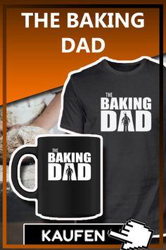 THE BAKING DAD Lustiges Bäcker Bäckerin T-Shirt, Tasse, Pully Geschenk als Weihnachtsgeschenk, Geschenkideen zum Geburtstag. #Bäcker Sprüche Lustig #Bäcker Geschenk #Bäcker Weihnachtsgeschenk #Bäckerin Spruch Lustig #Bäckerin Geschenk #Bäckerin Weihnachtsgeschenk #bäcker lustig #bäcker sprüche #bäcker geburtstagsgeschenk #bäckerin spruch #bäckerin lustig #bäckerin geburtstagsgeschenk #backen spruch #backen geschenk #bäcker geschenkideen #bäckerin geschenkideen #weihnachtsgeschenk Papa Shirts, Dads, Women, Fashion, Baking Gift, Gifts For Birthday, Christmas Presents, Funny Stuff, Funny Sayings
