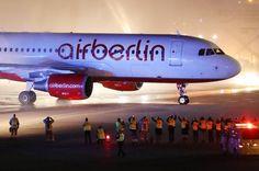 Air Berlin: Letztes Flugzeug landet in Berlin - SPIEGEL ONLINE