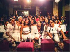 Samba de Dandara comanda roda na Casa Barbosa