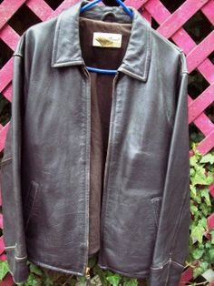 How To Clean A Leather Coat Jacket At Home This Article Had Great