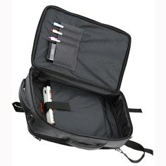 3 Way Backpack Business Laptop Bag for Men LEFTFIELD 683 (9)
