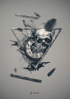 TIME on Behance