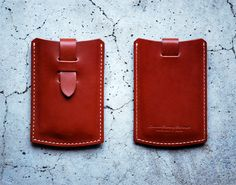 Roberu Leather Card Case.
