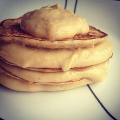 Ripped Recipes - Peanut Butter Protein Pancakes - Peanut Butter Protein Pancakes