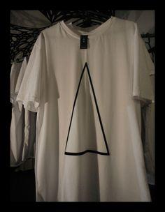 Minimal Triangle Less Is More, Minimalism, Triangle, Shirt Designs, T Shirt, Inspiration, Supreme T Shirt, Biblical Inspiration, Tee Shirt