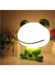 Cute Frog Shape Energy Saving Night Lamp #home #decor #lamb #interior