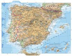 Diarios Revolucionarios de V: Varios Mapas de España Gratis en Infografías (Faciles de comprender).