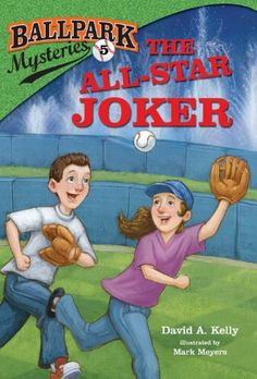 Ballpark Mysteries #5: The All-Star Joker (A Stepping Stone Book(TM)) by David A. Kelly. $3.57. Author: David A. Kelly. Publisher: Random House Books for Young Readers (June 12, 2012). 114 pages