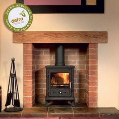 Gallery collection firefox This complete package includes the Firefox 5 Multifuel Stove Evesham Agen Limestone Fireplace with Granite Slips and Solid Fuel Granite Hearth and Inner and Bricks for Chamber. Wood, Brick Fireplace, Brick Hearth, Fireplace Design, Fireplace Logs, New Homes, Stove, Fireplace, Wood Burning Stove