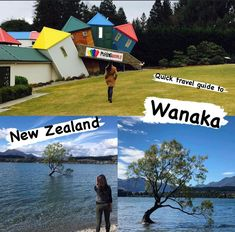 If you've been thinking to visit Wanaka for a day or a weekend, that's great idea! Wanaka is a perfect place to spend those lazy days and enjoy amazing views. Also, if you would like to try wines, there are numbers of wineries to choose from.  Read on what places you can visit on the way from Queenstown to Wanaka, how to get there, things to do in Wanaka for a day trip (or longer). #newzealandtravels #wanaka #wanakanewzealand #travels #southisland #wanakaattractions #attractions… Wanaka New Zealand, Quick Travel, Stuff To Do, Things To Do, South Island, Lazy Days, Wineries, Day Trip, Perfect Place