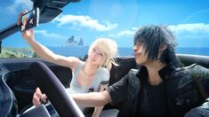 Here is a cool Final Fantasy XV's Special Valentine's Day Pictures for you enjoy.