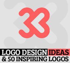 Creative Logo Design Ideas and 50 Inspiring Logos