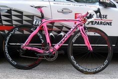 D. Arroyo's Pinarello Dogma (2010 Giro d'Italia). I think I know a girl that might like this