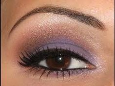 I might be too fair for this shade of purple but I still love it!!