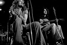 Led Zeppelin (acoustic) - 1973