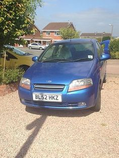 Daewoo bh120f daewoo pinterest car daewoo kalos 2003 spares or repairs fandeluxe Image collections