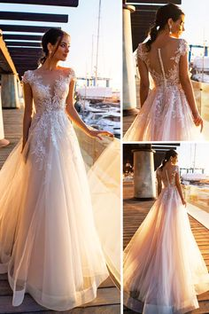 24 Gorgeous Spring Wedding Dresses ♥️ What are features wedding dresses with., 24 Gorgeous Spring Wedding Dresses ♥️ What are features wedding dresses with architectural details? Spring wedding dresses have strict, geometric shap. Perfect Wedding Dress, Wedding Dress Styles, Dream Wedding Dresses, Bridal Dresses, Wedding Gowns, Wedding Bride, Modest Wedding, Wedding Ideas, Wedding Details