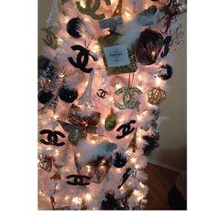 Chanel Chistmas Tree