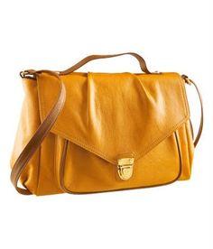 Mustard Yellow purse from H&M H&m Bags, Purses And Bags, Vegan Purses, Yellow Purses, Style Challenge, H&m Online, Messenger Bag, Satchel, Shoe Bag
