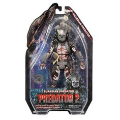 NECA Predator 2 Movie Series 5 Action Figure Guardian Predator Gort NECA http://www.amazon.com/dp/B007AW2KEA/ref=cm_sw_r_pi_dp_YCXlvb0V5MHWG