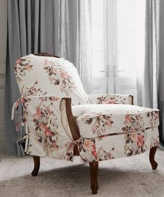 Inspired by the tried and true styling of a Louis XV chair, the Lucian is a cozy rendition for modern living with relaxation and comfort in mind. Bedroom Furniture Sets, Furniture Design, Living Furniture, Bedroom Sets, Modern Furniture, Antique Living Rooms, Custom Slipcovers, Antique Sofa, Reupholster Furniture