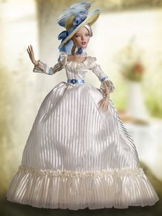 """#pinned our Deja Vu dressed doll """"Countryside Visit"""" from the 2014 Mainline Release $209.99 - full length photo. #dollchat ^kv"""