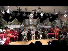 """""""Aquellos maravillosos años"""" Festival NAVIDAD Ed. Infantil 5 años A - Colegio Lar 13/14 - YouTube"""