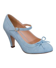 Chase   Chloe Serenity Blue Bow Kimmy Pump by Chase   Chloe. Jennifer Stier  · Shoes 533cbe2e5812