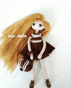 Последние летние денечки! Хорошего дня всем! Цена 3500 рублей #кукларучнойработы #вязаниекрючком #каркаснаякукла #детям #мореидей #хочувhmd #хендмейд #кукла #weamiguru #toys_gallery #yorkshire #our_golden_hands #amigurumidoll #dollmaker #doll#handmadedoll #kawaii #knittingdoll #crochetdoll #cute #crochet#villy_vanilly_shop #magcrafts_ishow #mysolutionforlife#sale