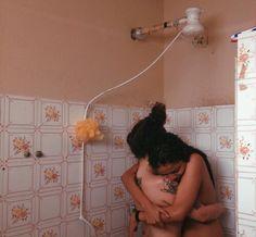 Imagem de girls, love, and shower