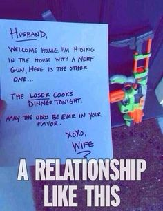 I hope to have a relationship like this someday XDDDD