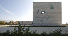 Chiesa a Foligno – Arch. M. Fuksas on http://www.arthitectural.com